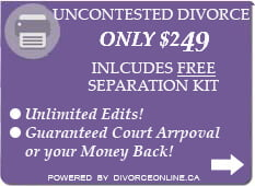 Order Your Uncontested Divorce